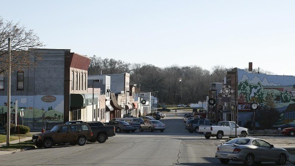 Wellman, Iowa