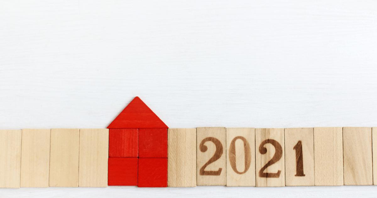 Real Estate Trend Predictions for 2021